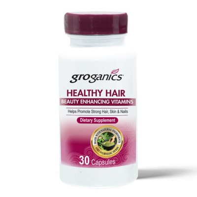 Healthy Hair Beauty Enhancing Vitamins (30 Capsules)