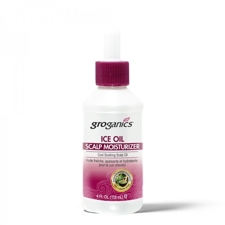 Ice Oil 4oz