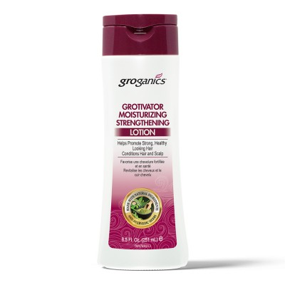 Grotivator Moisturizing & Strengthening Lotion 8.5oz