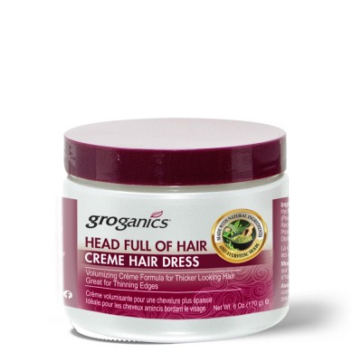 Head Full of Hair Creme Hair Dress 6oz